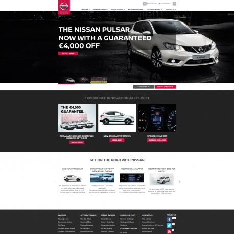 Nissan Ireland