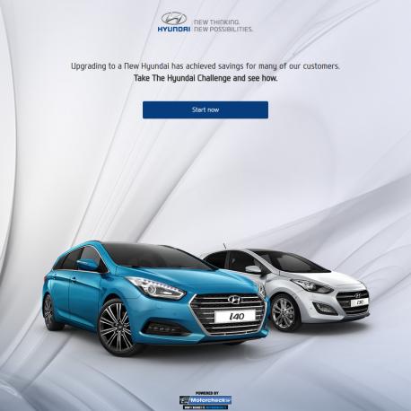 Hyundai Challenge